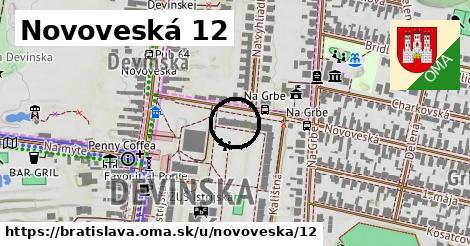 Novoveská 12, Bratislava