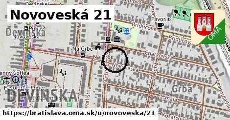 Novoveská 21, Bratislava