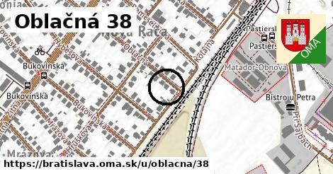 Oblačná 38, Bratislava