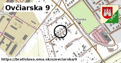 Ovčiarska 9, Bratislava