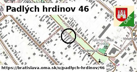 Padlých hrdinov 46, Bratislava