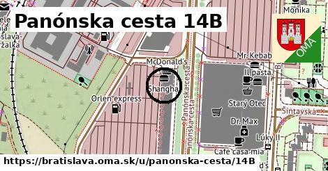 Panónska cesta 14B, Bratislava