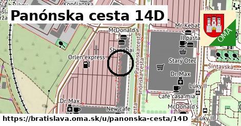 Panónska cesta 14D, Bratislava