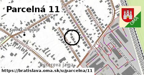 Parcelná 11, Bratislava
