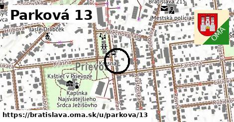 Parková 13, Bratislava
