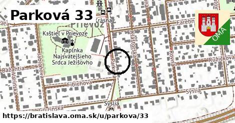 Parková 33, Bratislava