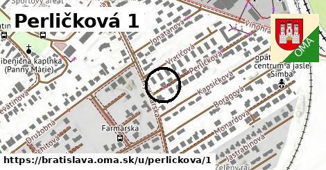 Perličková 1, Bratislava