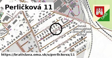 Perličková 11, Bratislava