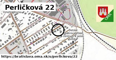 Perličková 22, Bratislava