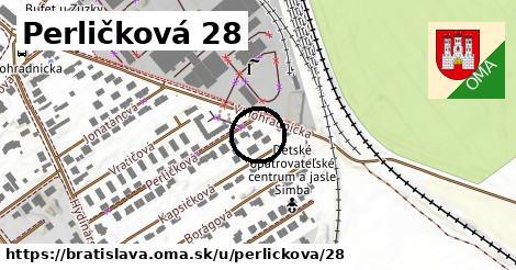 Perličková 28, Bratislava