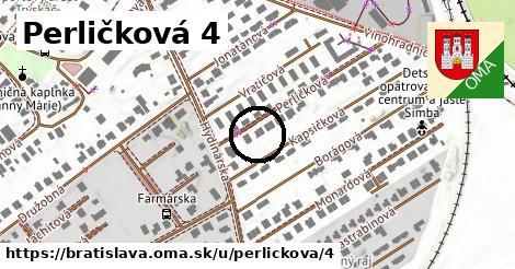 Perličková 4, Bratislava