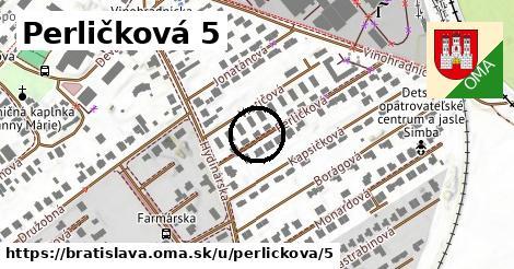 Perličková 5, Bratislava