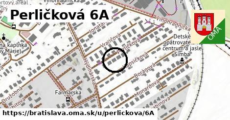 Perličková 6A, Bratislava