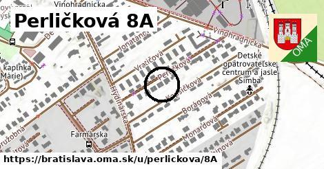 Perličková 8A, Bratislava