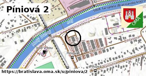 Píniová 2, Bratislava