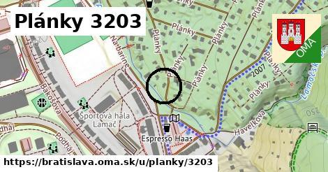 Plánky 3203, Bratislava