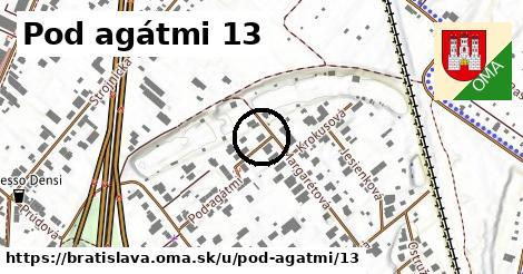 Pod agátmi 13, Bratislava