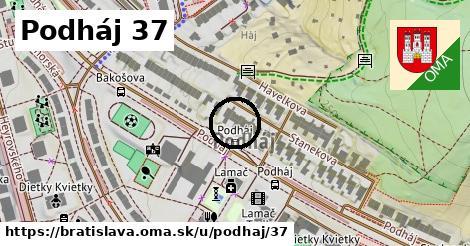 Podháj 37, Bratislava