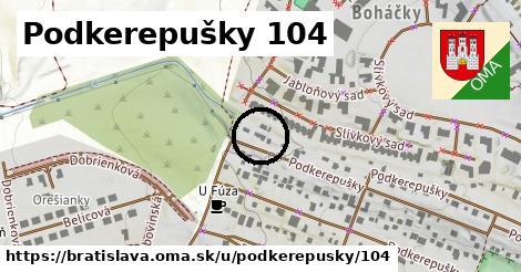Podkerepušky 104, Bratislava