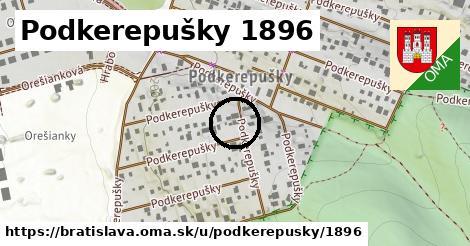 Podkerepušky 1896, Bratislava