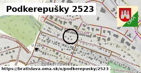 Podkerepušky 2523, Bratislava