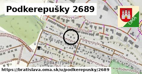 Podkerepušky 2689, Bratislava