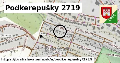 Podkerepušky 2719, Bratislava