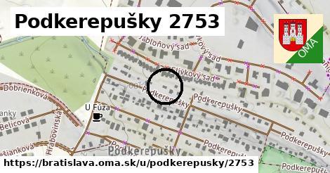 Podkerepušky 2753, Bratislava