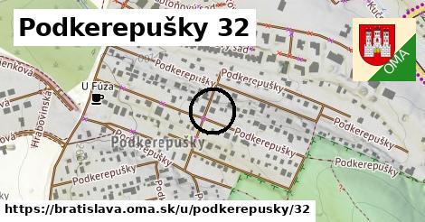 Podkerepušky 32, Bratislava