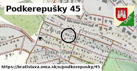 Podkerepušky 45, Bratislava