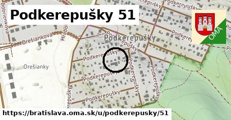 Podkerepušky 51, Bratislava