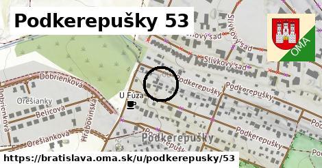 Podkerepušky 53, Bratislava