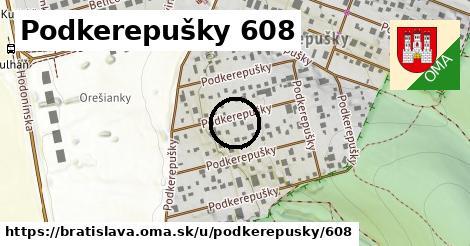 Podkerepušky 608, Bratislava