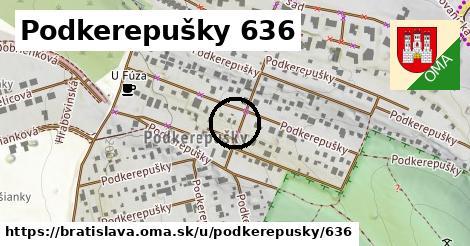 Podkerepušky 636, Bratislava