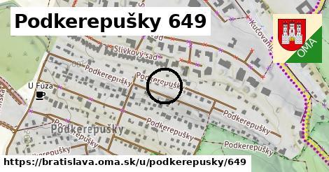 Podkerepušky 649, Bratislava