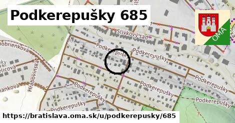 Podkerepušky 685, Bratislava