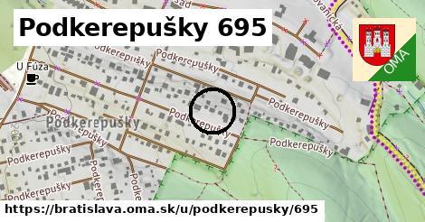 Podkerepušky 695, Bratislava