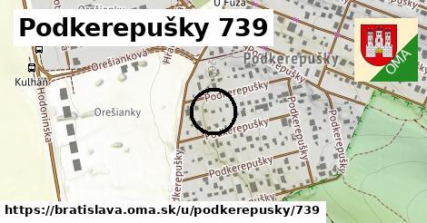 Podkerepušky 739, Bratislava