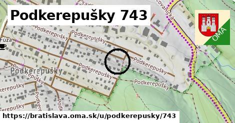 Podkerepušky 743, Bratislava