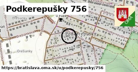 Podkerepušky 756, Bratislava