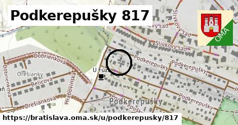 Podkerepušky 817, Bratislava