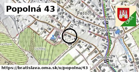 Popolná 43, Bratislava