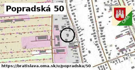 Popradská 50, Bratislava