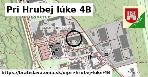 Pri Hrubej lúke 4B, Bratislava