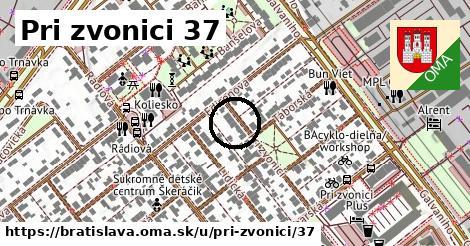 Pri zvonici 37, Bratislava