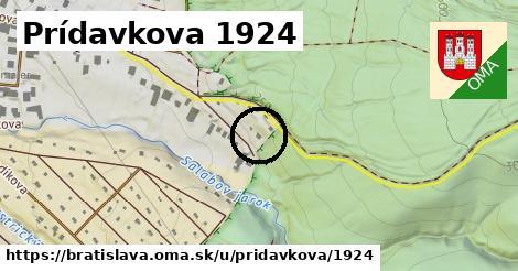 Prídavkova 1924, Bratislava
