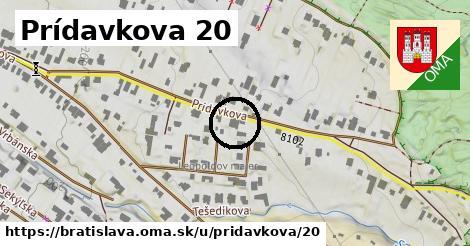 Prídavkova 20, Bratislava