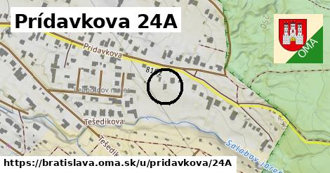 Prídavkova 24A, Bratislava
