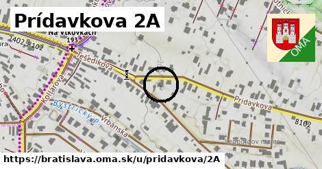 Prídavkova 2A, Bratislava