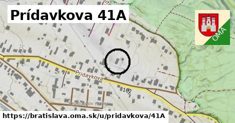 Prídavkova 41A, Bratislava